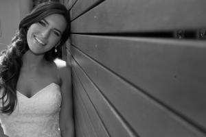 jenna wedding B&W